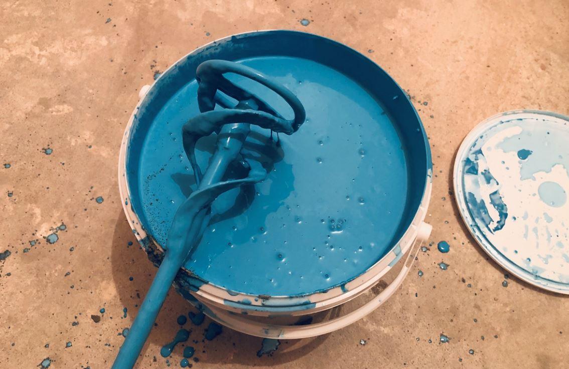 Enlever Peinture Sur Carrelage