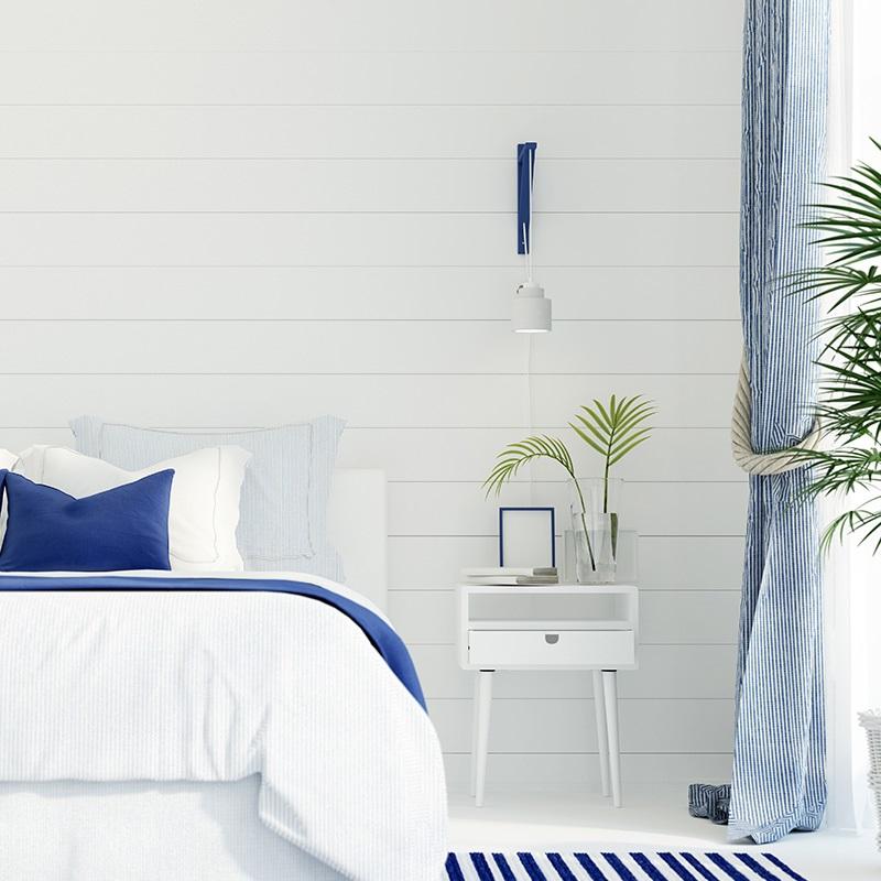 Blanc Et Bleu Contraste Lumineux