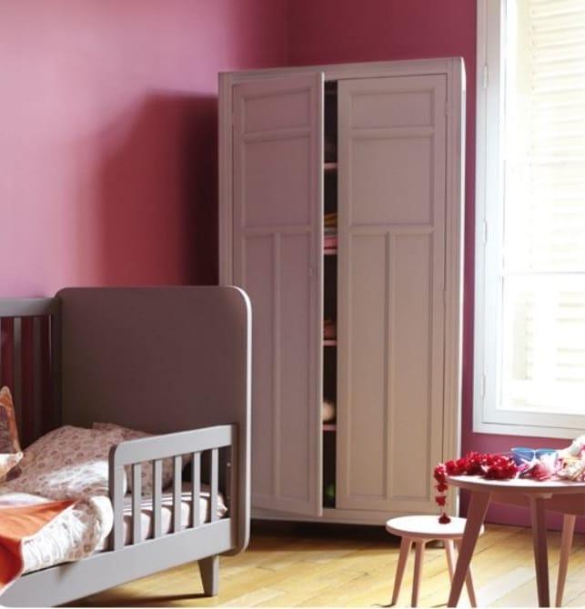 Armoire Violette, Existe En Différents Coloris