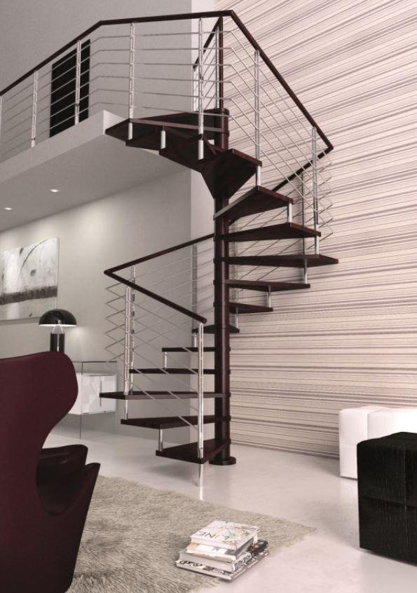 Escalier à Design Carre