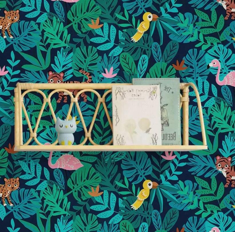 Jungle Kids By E Rivassoux