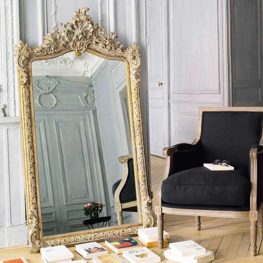 Miroir Baroque Xxl