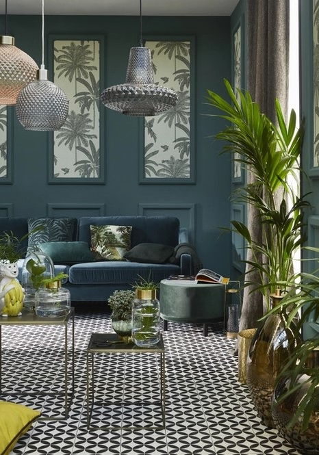 Ambiance Tropicale Chic