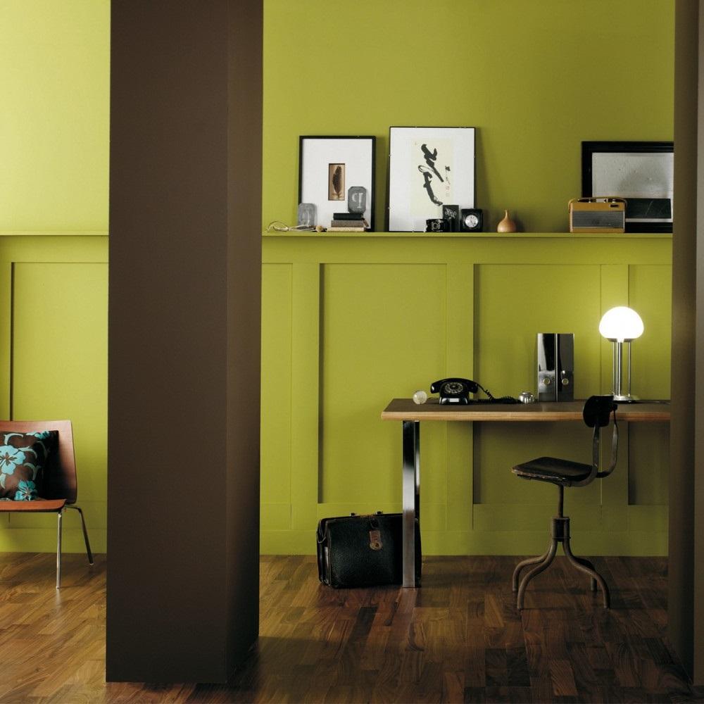 Bureau Vert Olive