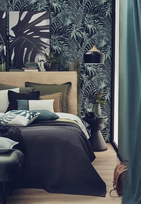 Une Déco De Jungle Pour Cette Chambre