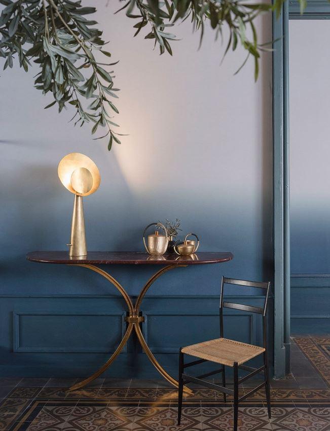 Lampe A Poser Design