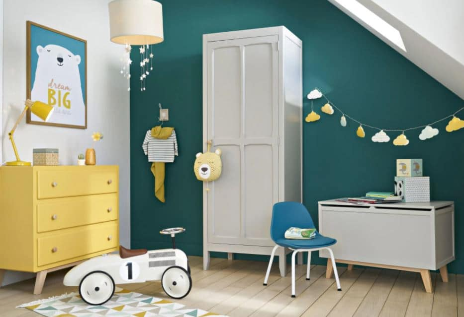 Armoire Grise Sweet