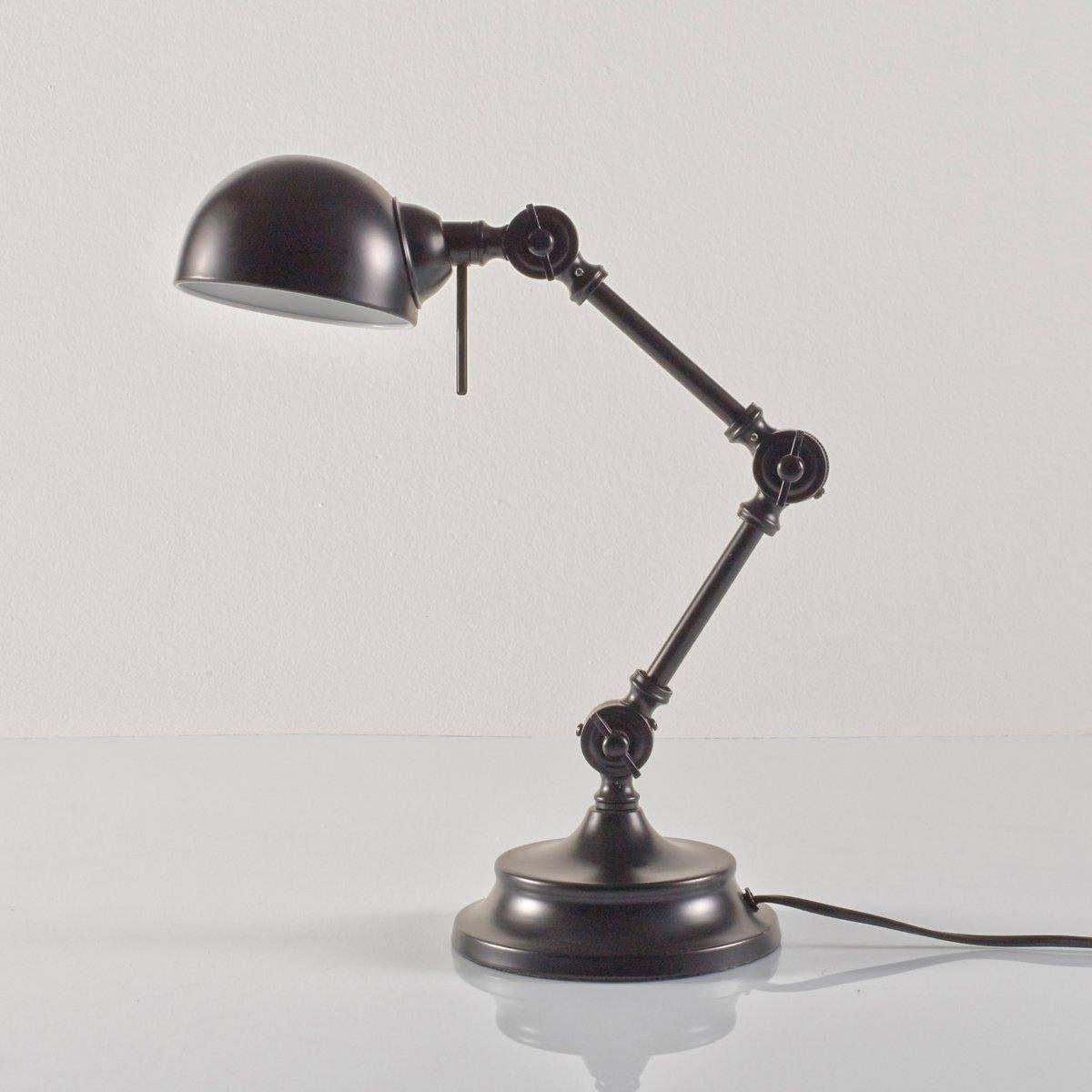 Lampe De Bureau Articulee Industrielle Kikan