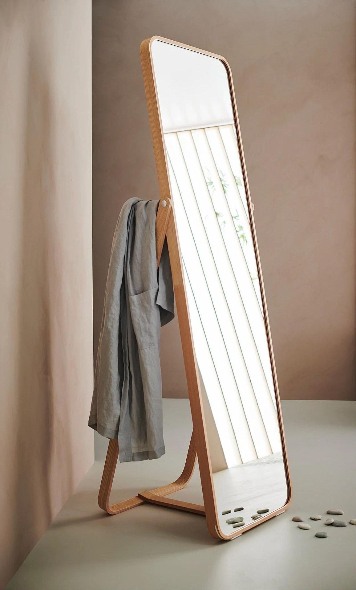 Grand Miroir En Pied Ikornes –