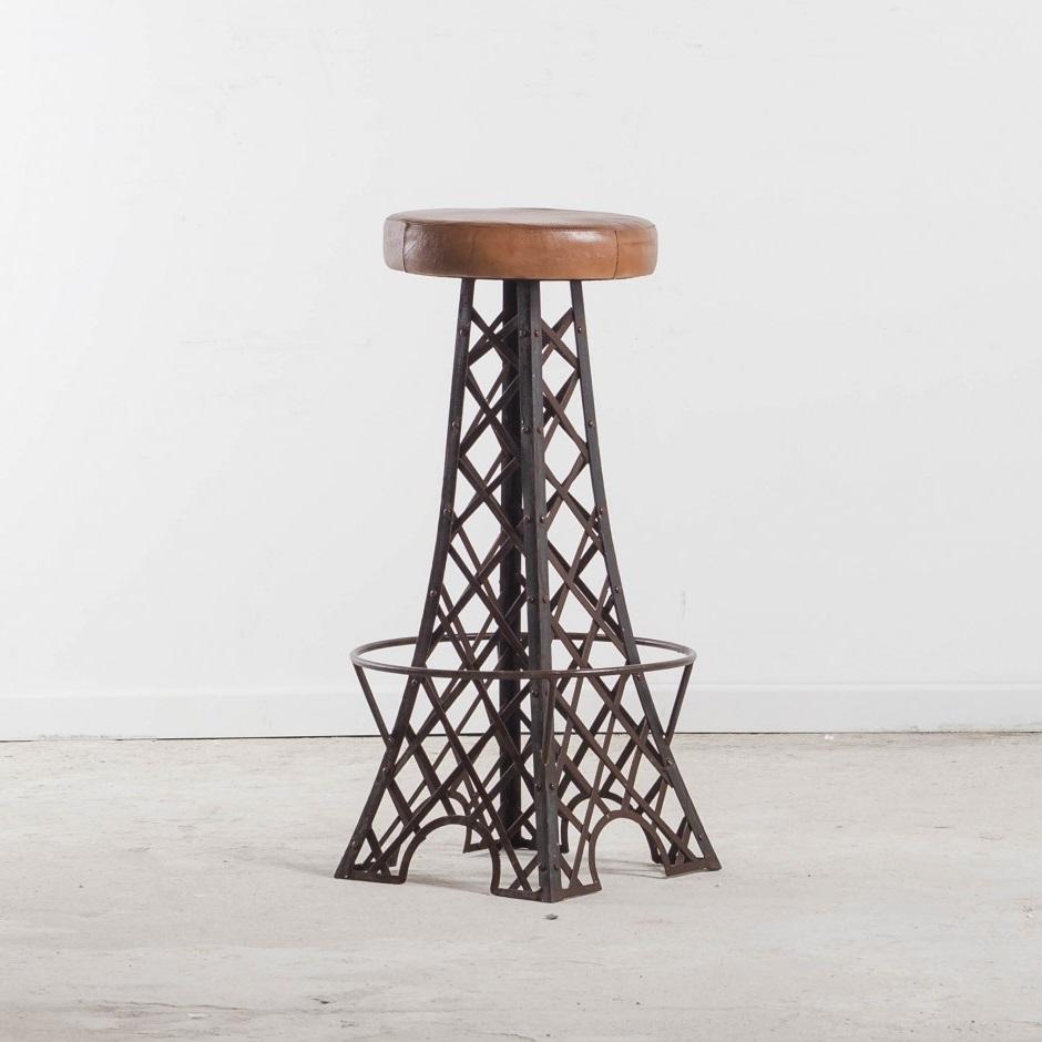 Tabouret De Bar Tour Eiffel