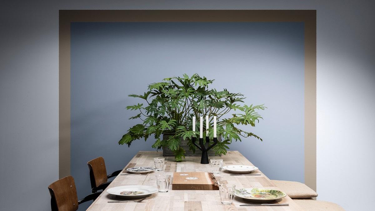 Terre D'argile Pour Une Salle A Manger Nature