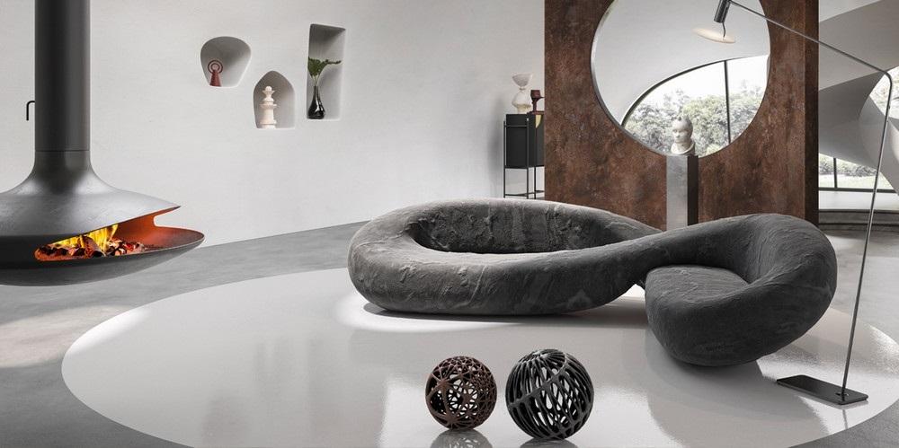 Canape Design Infinito –