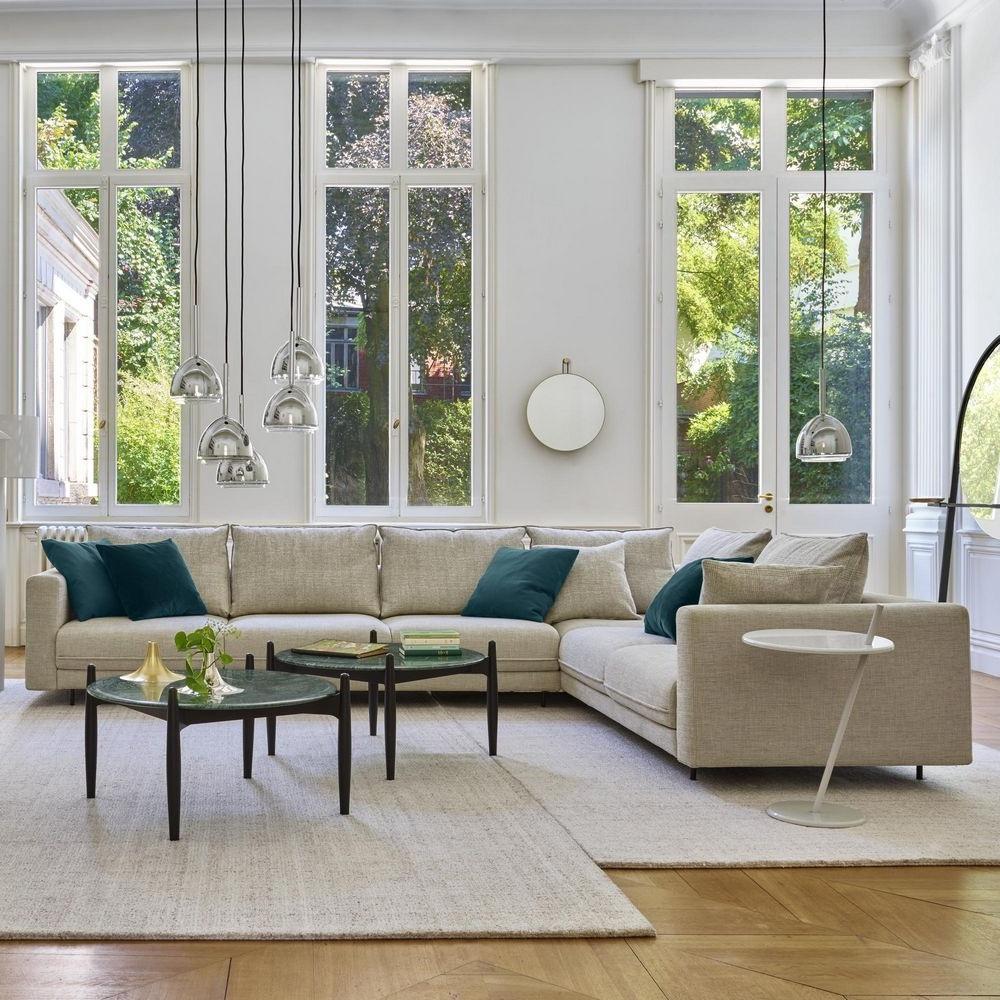 Salon Beige Et Blanc Tendance