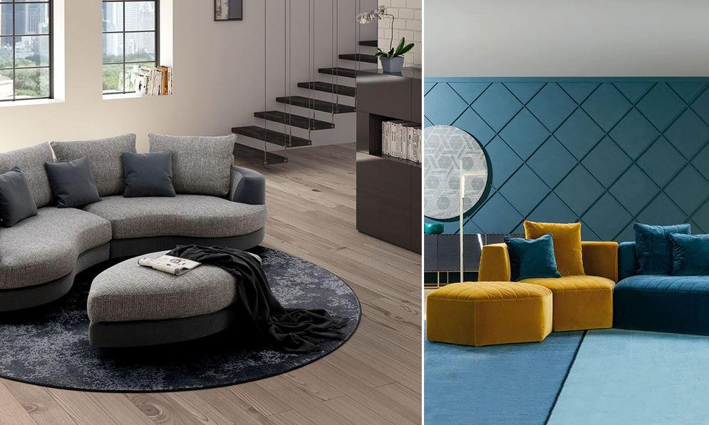 Canapé Design Italien