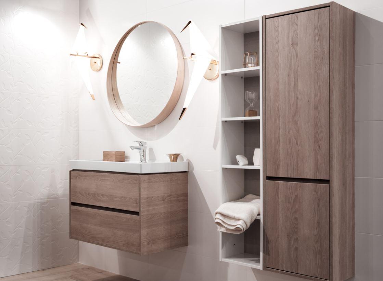 Meuble de salle de bain : quelle est la hauteur idéale ?