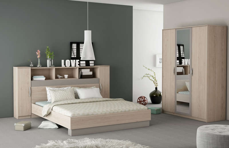 Chambre Graphic Scandinave –