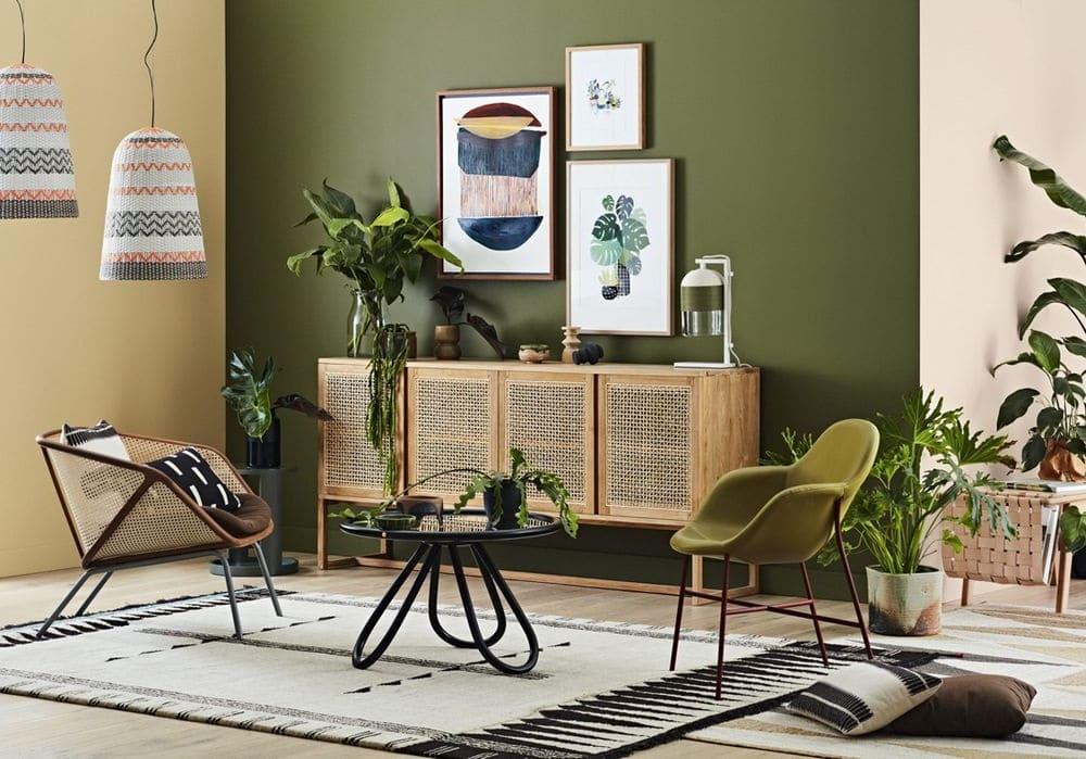 Salon Vert Nature