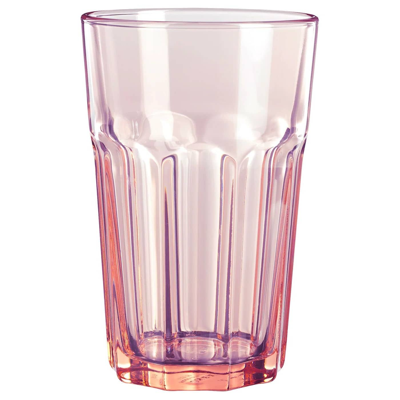 Verre Rose Pale