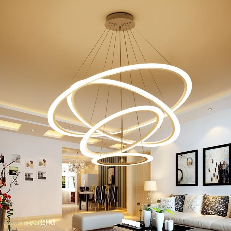 Lustre Led Spectaculaire