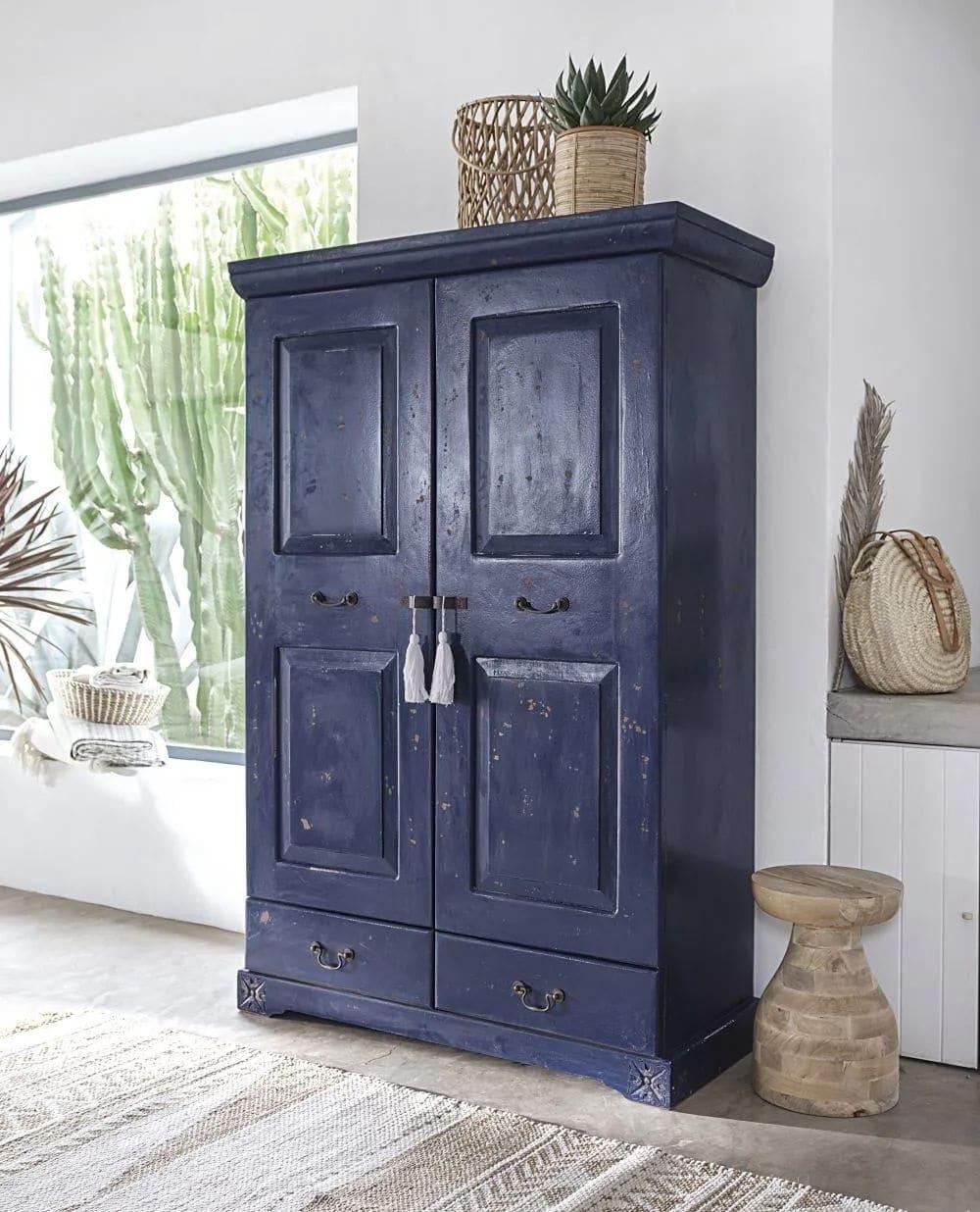 Repeindre un meuble en bois  12 idées de couleurs