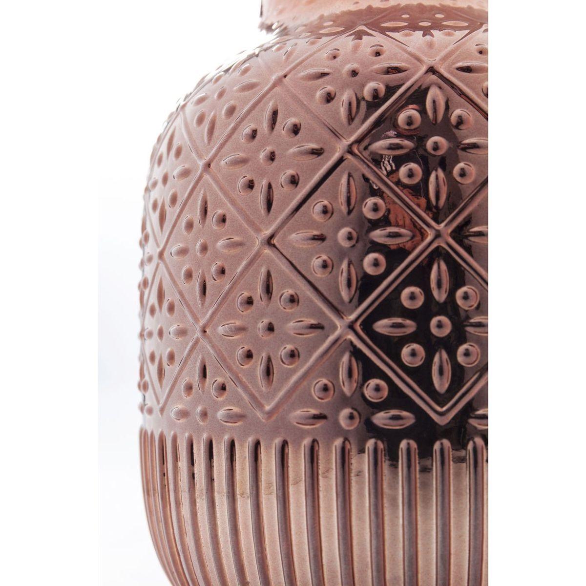 Vase Rose Gold Precieux