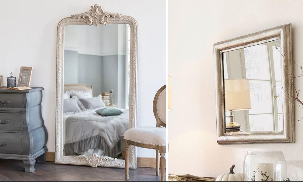 Grand Miroir Ancien