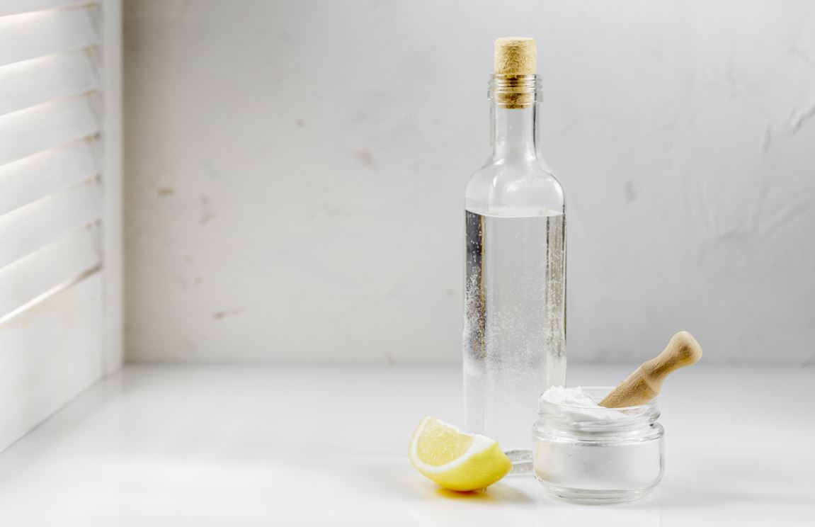 Vinaigre Blanc Bicarbonate