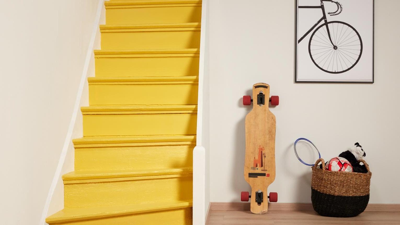 Escalier Colore