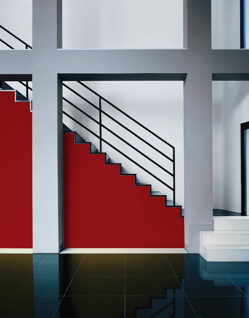 Un Escalier Qui Se Met En Scene