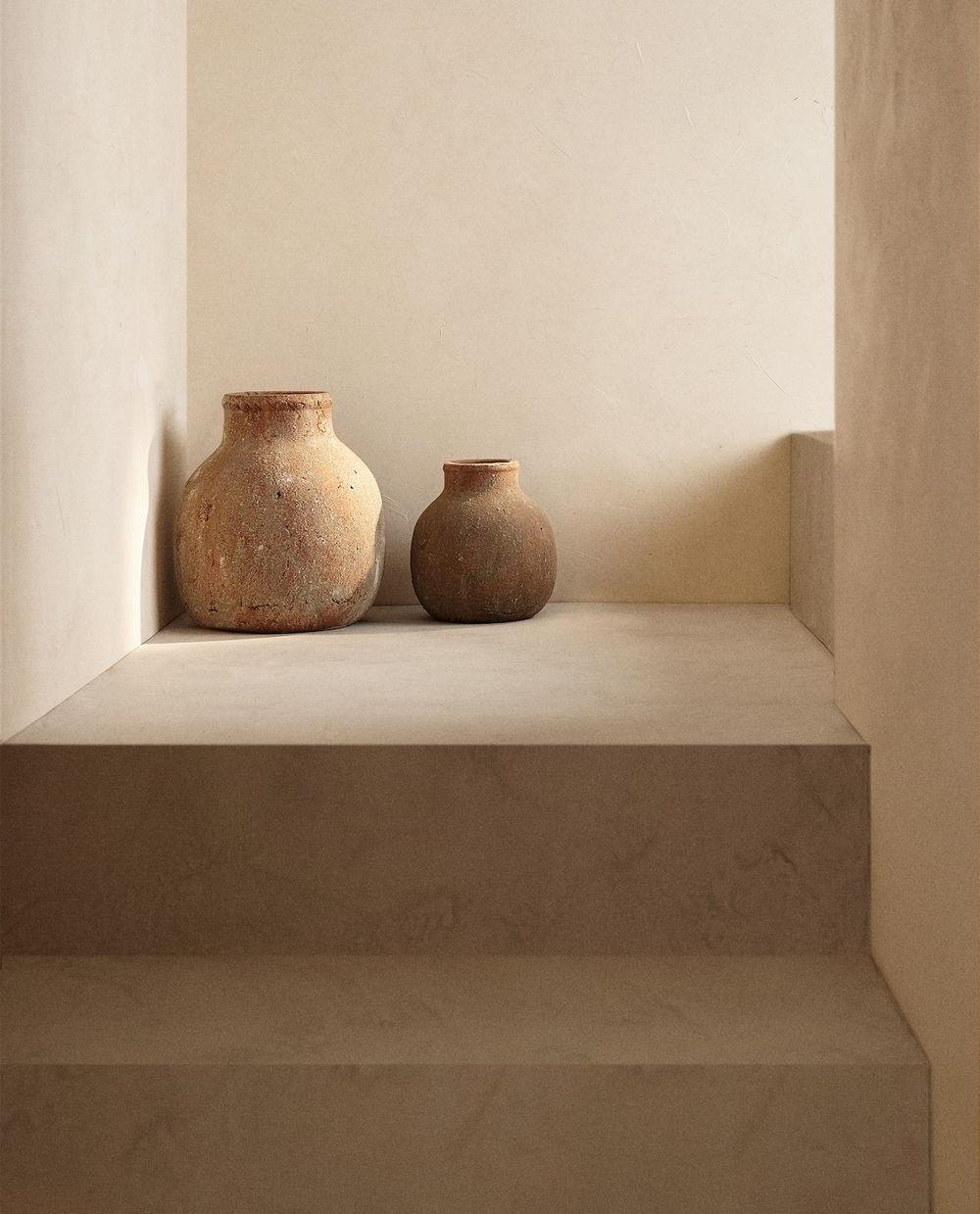 Vase Effet Antique