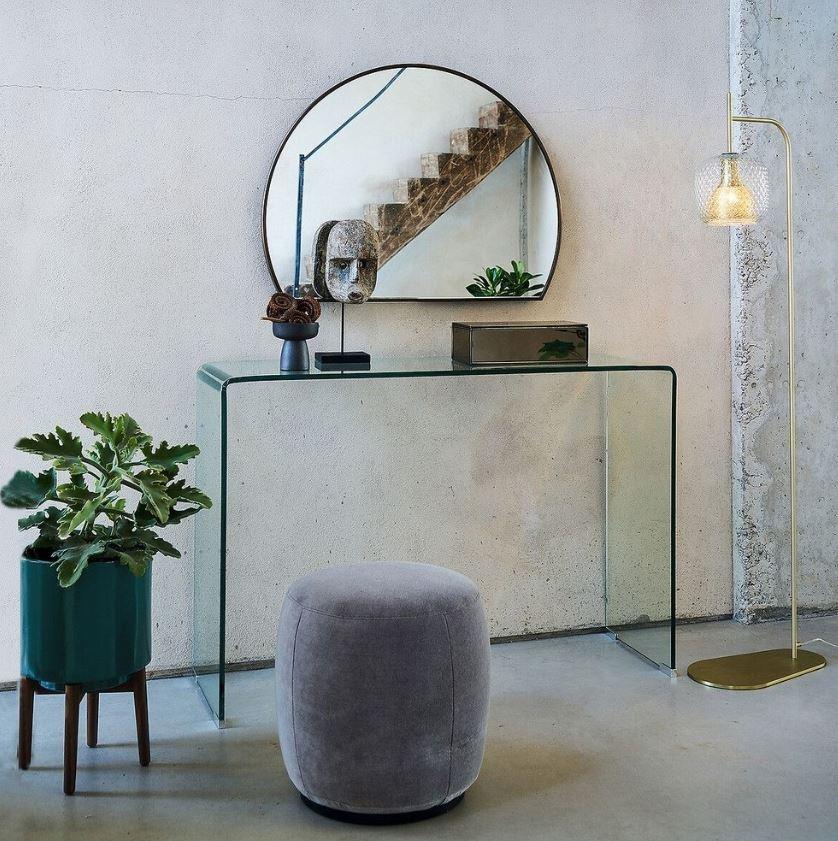 Laiton Vieilli Et Design Contemporain