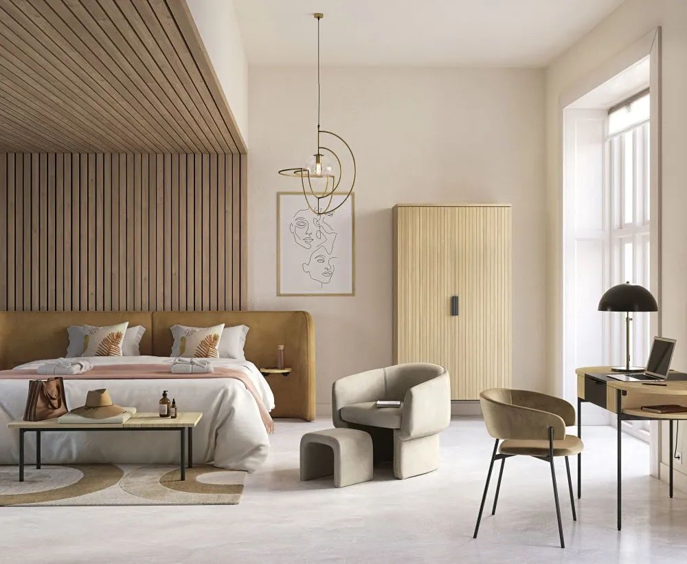 Bold Chambre Cocooning