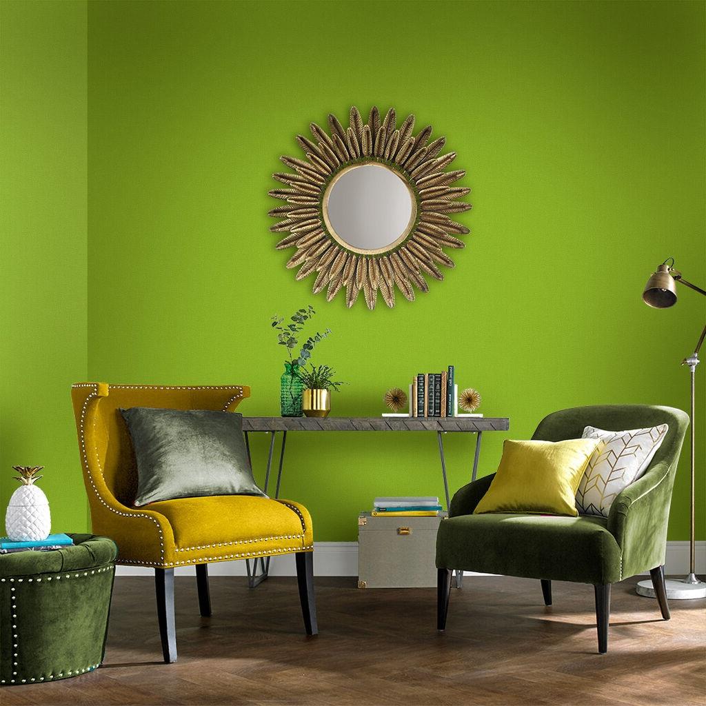 Un Interieur Glamour Et Frais