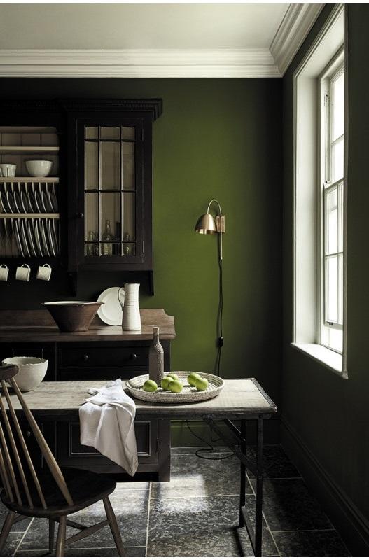 Vert Et Noir