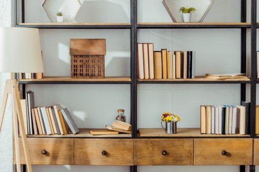 Bibliothèque Maison