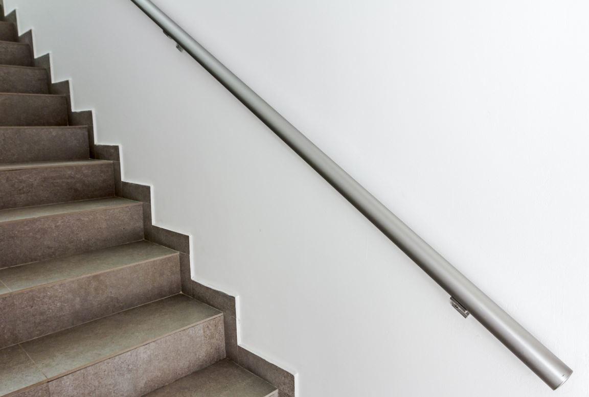 Escalier Main Courante