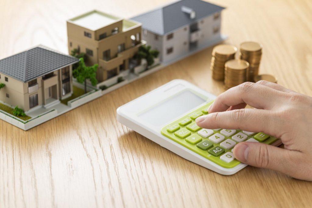 calcul homme maison avec la calculatrice