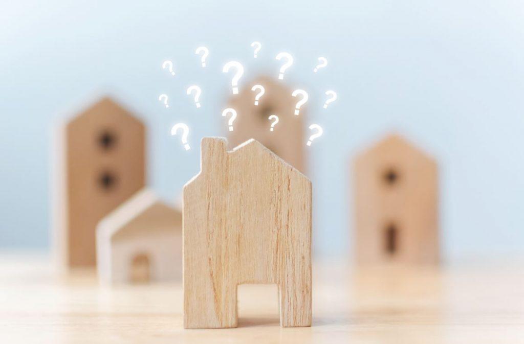 Maison Immobilier Interrogation