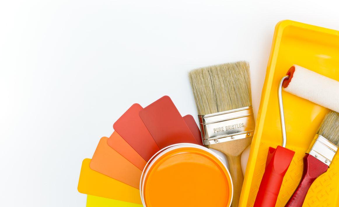 Peinture Orange