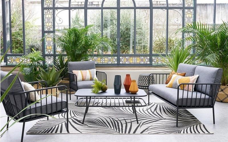Palmir Graphique Indoor Outdoor