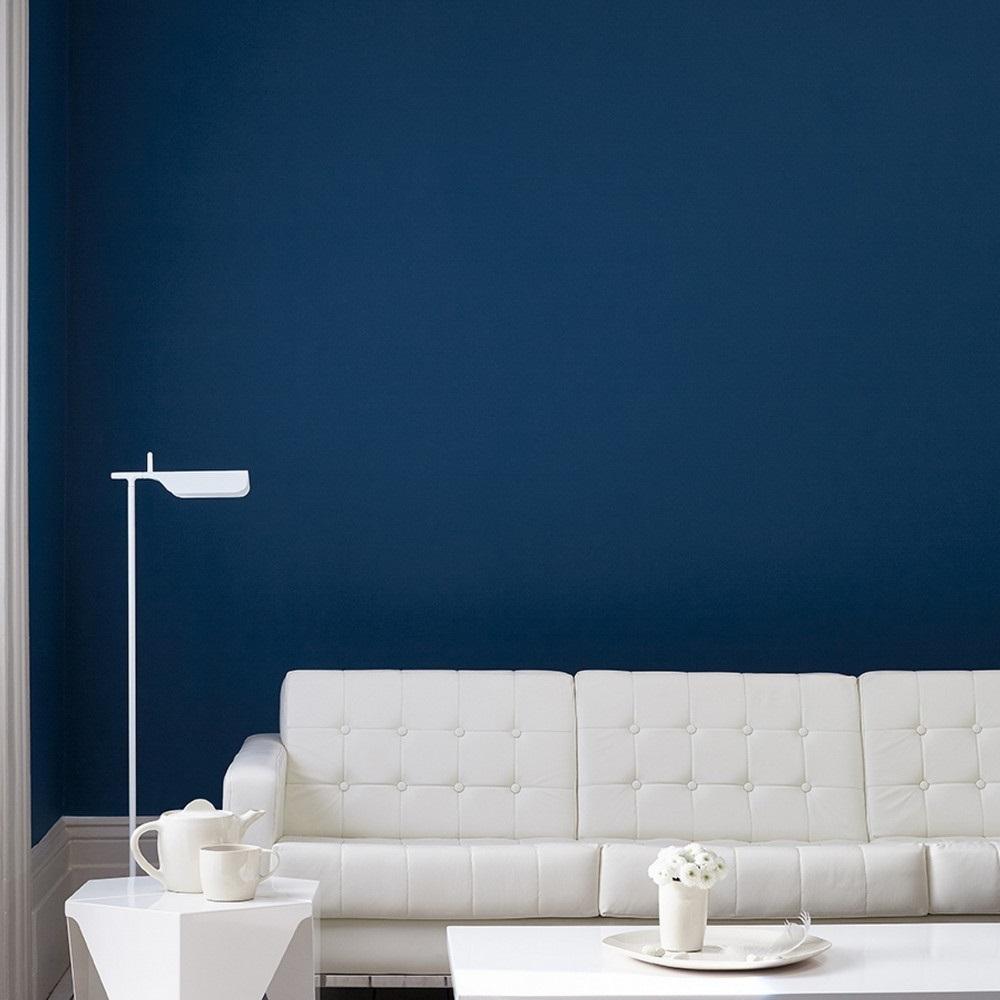 Mur Bleu Profond