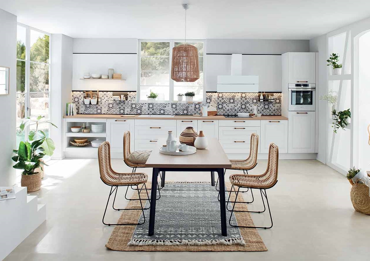 Mix Campagne Chic Et Scandinave