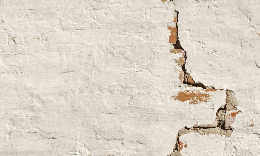 Mur Extérieur Abimé