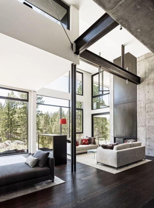 Une Mezzanine Pour Un Espace Atypique