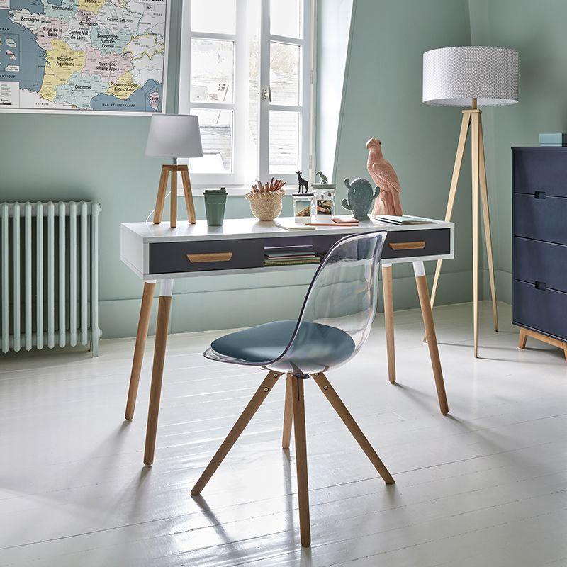 Bureau Et Chaise Scandinaves –