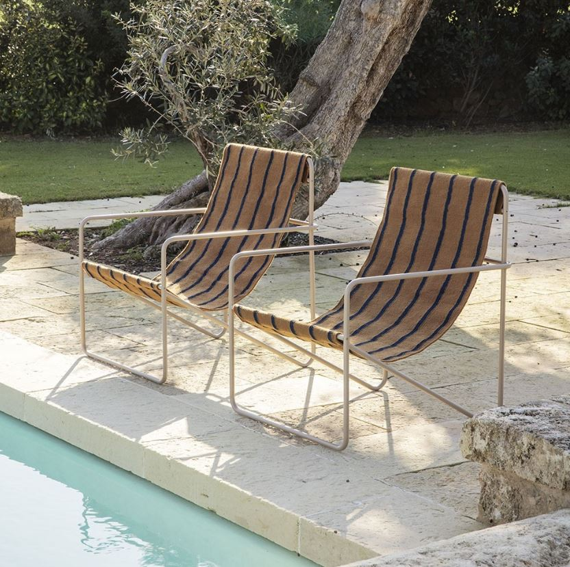 Chaises Lounges Nomades