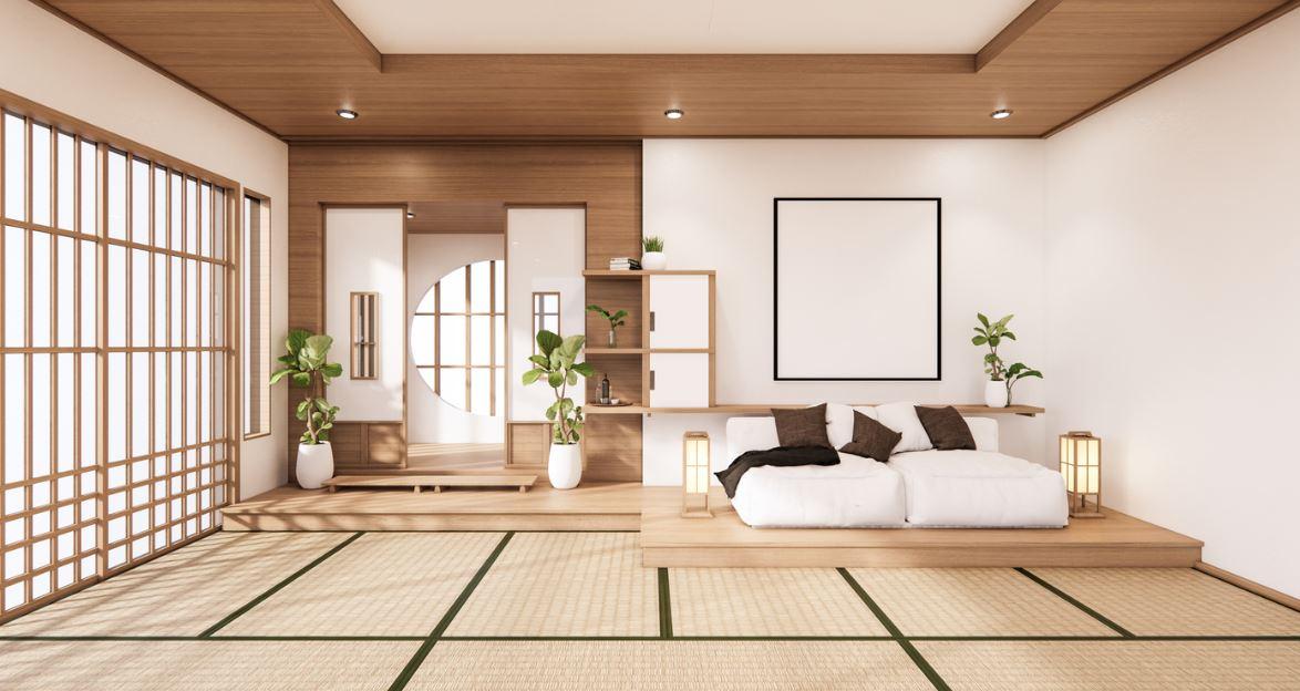 Tatami Chambre Japonaise