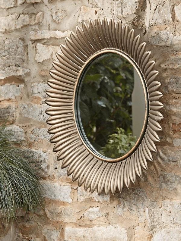 Petit Miroir Deco