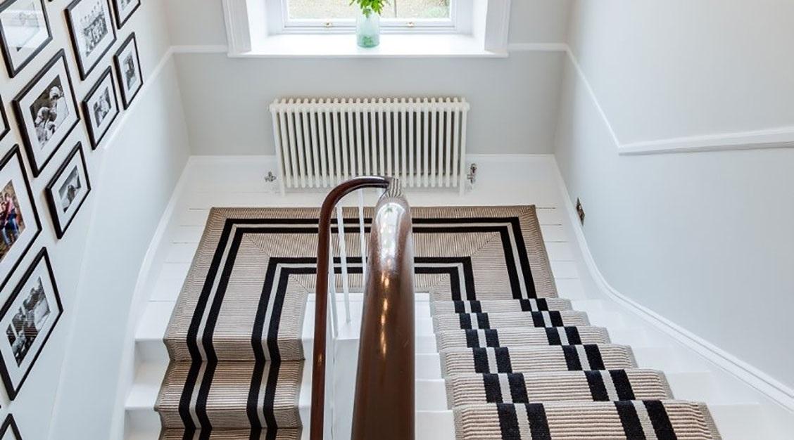 Une Cage D'escalier Graphique