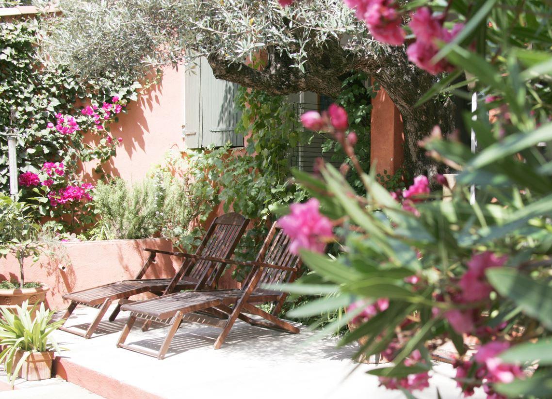 Aménager Un Jardin Provençal
